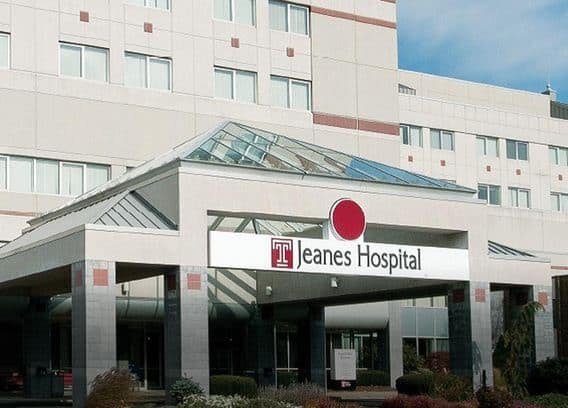 Jeanes Hospital Physicians