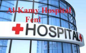 Al-Kamy Hospital Feni